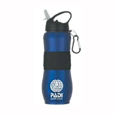 Water Bottle - PADI, Blue
