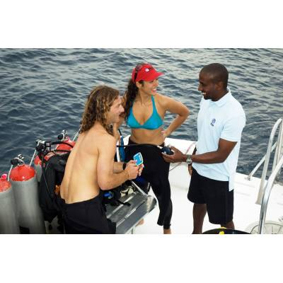 Discover Scuba Diving on a boat