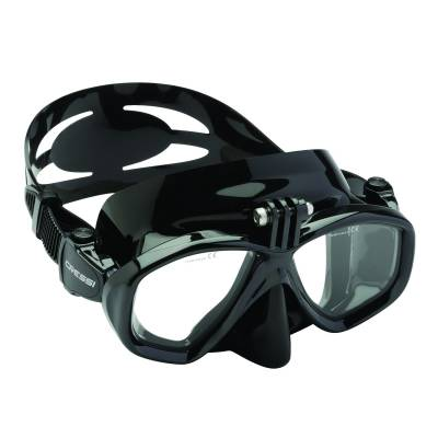 ACTION MASK SIL BLACK/FRAME BLACK