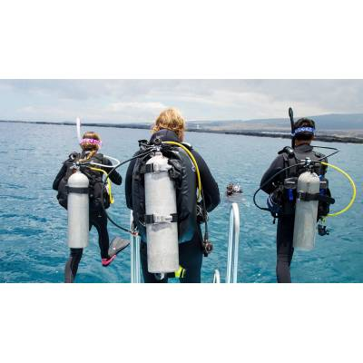 Padi instructor development course + EFR instructor course