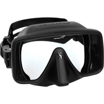 MASK FRAMELESS BLACK