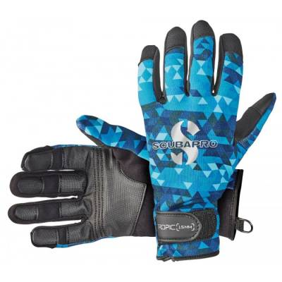 SCUBAPRO GLOVES TROPIC 1.5 AEGEAN