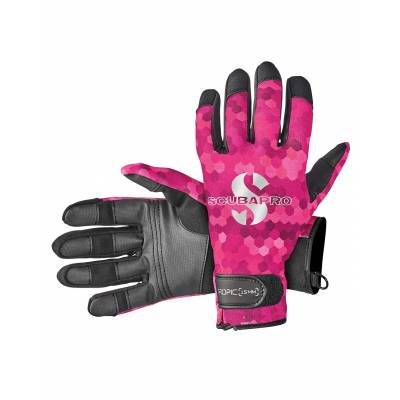 SCUBAPRO GLOVES TROPIC 1.5 FLAMINGO