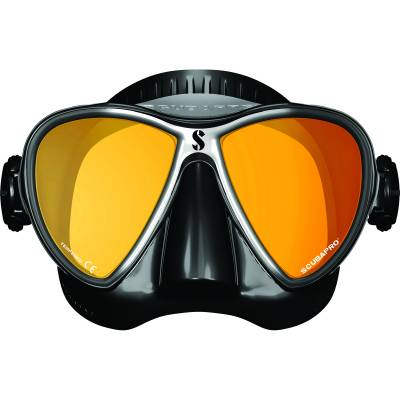 SYNERGY TWIN TRUFIT- Black Mirrored lens