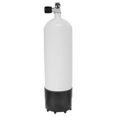 Steel Tank 10 L , 232 bar -Eurocylinder